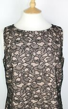 ex Linea (House of Fraser) Vintage Style Dress, Lace/medium weight lining