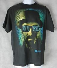 Breaking Bad Officially Licensed T-Shirt Black I am the Danger New Walter S-XL