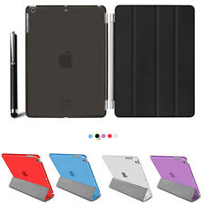 Ultra slim Stand Smart Magnetic Leather Case Cover for Apple iPad Sleep/Wake