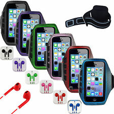 Premium Armband Sports Running Case Jogging Cover For Apple iPhone 4 5 6 6s Gym