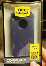 Genuine Otterbox Commuter Case for Apple iPhone 4/4s - many colors