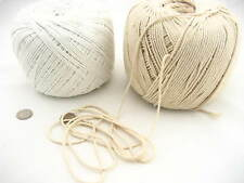 10M 2mm thin Cotton Upholstery cushions curtain rope cord Edging Trimming String