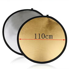 60cm/80cm/110CM 43inch 5-in-1 Photography Studio Collapsible Light Reflector GT