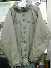 GEN III LAYER 7 L7 PRIMALOFT EXTREME COLD WEATHER ECW COAT VAR SZS PRE OWNED