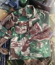 Rhodesian Camouflage Long Sleeve Shirt - Reproduction