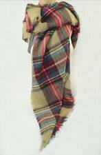 Fashion Unisex Winter Schal Stola Tartan Schotten Karo Warm Weich Plaid Pashmina