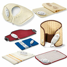 ELECTRIC HEAT HEATING PAD WRAP THERAPY PAIN ACHE RELIEF NECK SHOULDER BACK