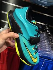 "Nike KD 7 VII ""UPRISING"" Jade/Black/Volt/Blue GS PS TD Kids Sz:5C-7y 653996-370"