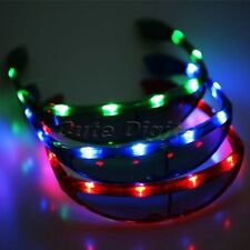 Light Up LED Flashing Blinking Sunglasses for Rave Party Club Disco Masquerade