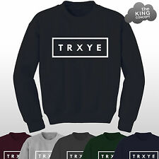 TRXYE Jumper Troye Sivan Sweater Vine Troy Music Sweatshirt Tumblr Youtube Tryxe