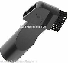 Tool 32mm Fitting 2-in-1 Combi Combination Crevice Nozzle Swivel Dusting Brush