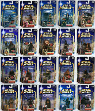 Star Wars Episode II - Attack of the Clones Action Figures - Lots to choose from