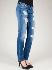 PEPE JEANS LONDON LADIES JEANIE DISTRESSED - sizes 25 & 30 - BNWT - rrp £105.00!
