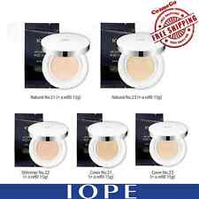 IOPE Air Cushion XP SPF 50+/PA+++ Foundation 15g + Refill15g - 5 Shades