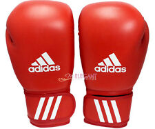 Adidas Official AIBA Tournament Boxing Gloves 10 / 12 oz (Red) AIBAG for 2014