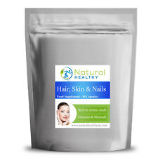 Hair Skin And Nails - Collagen Silica Anti aging Formula 30-360 Capsules