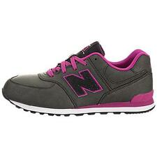 NEW BALANCE 5741 SERIES KL5741MG GRAY PINK  YOUTH WOMEN SHOES ALL SIZES