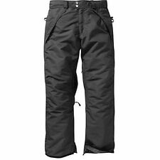 Women's Black Insulated Waterproof Ski/ Snow Board Pants ~ ALL SIZES ~ New! NWT