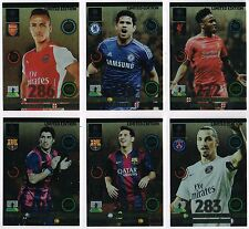 LIMITED EDITION CARDS - Panini Champions League 2014/2015 ADRENALYN XL 14/15