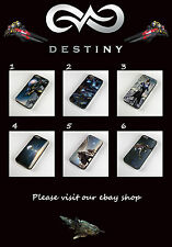 NEW DESTINY PS4 GAME PHONE CASES FOR IPHONE 4 4S 5 5S 5C & IPHONE 6 XBOX ONE