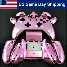 Chorme Mod Replacement for Xbox One Controller Shell Buttons & Screws