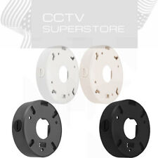 CCTV Security Camera Mounting Junction Box For Dome Cameras Connector Housing