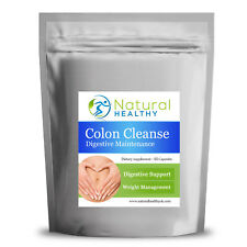 Colon Cleanse digestive detox pills aloe vera cleansing weight loss diet pills