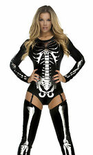 Snazzy Skeleton Sexy Costume by Forplay