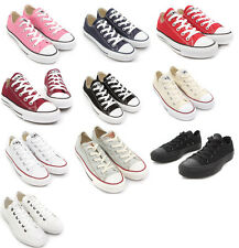 CONVERSE ALL STAR LOW Sneaker - 10 Colors Genuine Brand Shoes For Men & Women 13
