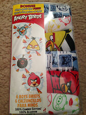 Kids Brief - Underwear Spiderman, Star Wars, TMNT, Disney, Marvel, Angry Birds