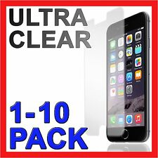 """Ultra Clear Screen Protector Film Guard for Apple iPhone 6s 6 4.7"""" 6 Plus 5.5"""""""