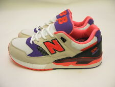 NEW BALANCE M530WST WEST NYC COLAB WHITE-PINK SALMON-PURPLE-TAN