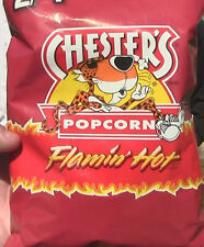 Chester's Flamin Hot Cheese Popcorn Case of 12/24/36