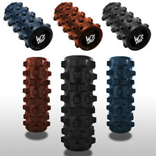 Grid Foam Massage Roller Sports Injury Gym Yoga Pilates Therapy Exercise Physio
