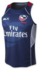 NEW: BLK USA Rugby 2014-15 Training Singlet