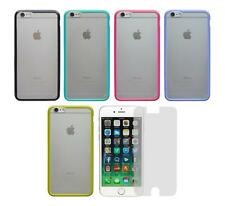"""Matte Skin Cover Case and Screen Protector for Apple iPhone 6 4.7"""""""