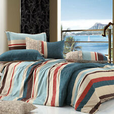 Ardor Toledo 250TC 100% Cotton Quilt Doona Cover Set - SINGLE DOUBLE QUEEN KING