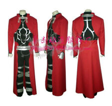 Fate/Stay night Unlimited Blade Works Archer Cosplay Costume Free Shipping