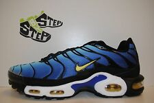 low priced 2caf8 7dcc9 NEW Men s Nike Air Max Plus Hyper Blue DS 604133-475 ...
