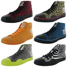 Vision Street Wear Mens Canvas Hi Fashion Skate Shoe