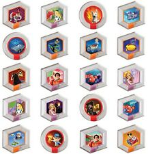 DISNEY INFINITY POWER DISC SERIES 1 YOU CHOOSE TO COMPLETE YOUR SET RARES