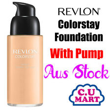 REVLON COLORSTAY 24HR FOUNDATION WITH PUMP - OILY OR DRY CHOOSE YOUR COLOUR