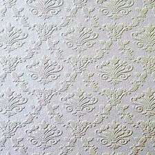 Paintable Wallpaper Samples 21 inches X 24 inches $4 - Free Shipping