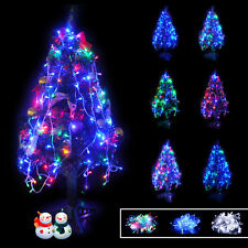 5Pcs 10M 100 LED Bulbs Christmas Xmas Wedding Party Outdoor String Fairy Lights