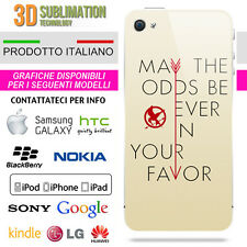COVER THE HUNGER GAMES 11 PER IPHONE IPOD GALAXY Z10 HTC LUMIA XPERIA NOTE LG
