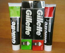 Gillette Shaving A Rich and Creamy Formula For a Smooth Shave New Packing !!