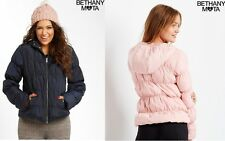 AERO Aeropostale Bethany Mota Fitted Puffer Jacket Winter Coat S,M,L,XL New NWT
