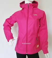 NEW THE NORTH FACE Women's Pare HyVent Rain Jacket Passion Pink MSRP $129