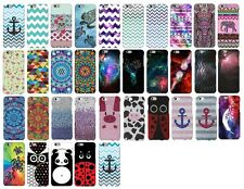 """For Apple iPhone 6 4.7"""" New Snap On Protector Rubberized Hard Cover Phone Case"""