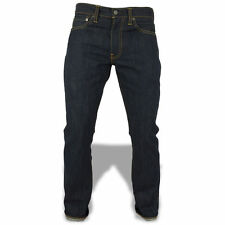 LEVI'S JEANS - 511 SELVEDGE DENIM SLIM FIT JEANS - ETERNAL DAY - BNWT - £105
